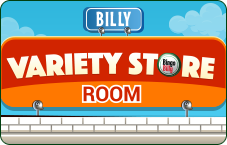 Variety Store Room